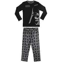 friki geek pijama manga larga 2 piezas interlock 100% algodón (6 años)