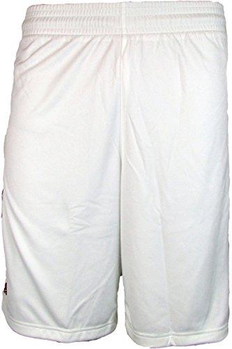 Adidas E Kit 2.0 Short Herren Shorts Basketball white/univerred