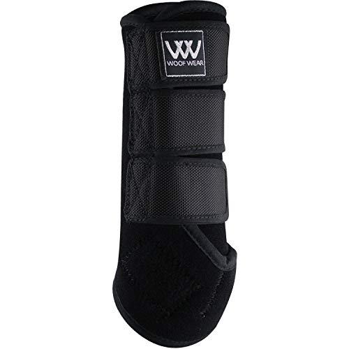 Woof Wear Dressage Exercise Wrap Medium Black -