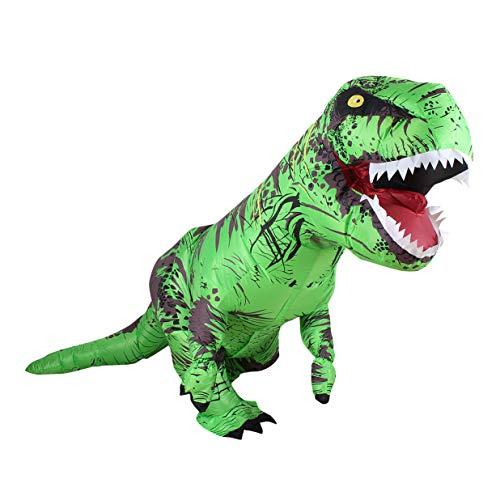 Mini T Rex Kostüm - Air Dancer T-Rex aufblasbare Dinosaurier-Maskottchen-Partei-Kostüm-Abendkleid Cosplay