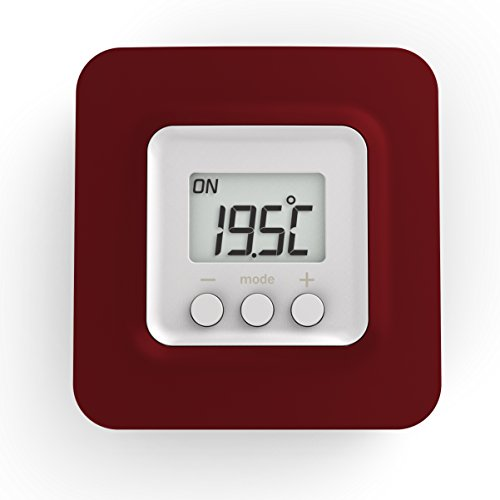 41t9krLAg0L [Bon Plan Delta Dore!]  Delta Dore 6050625 Tybox 5100 Pack de Thermostat d'ambiance connecté avec box domotique IP Tydom 1,0