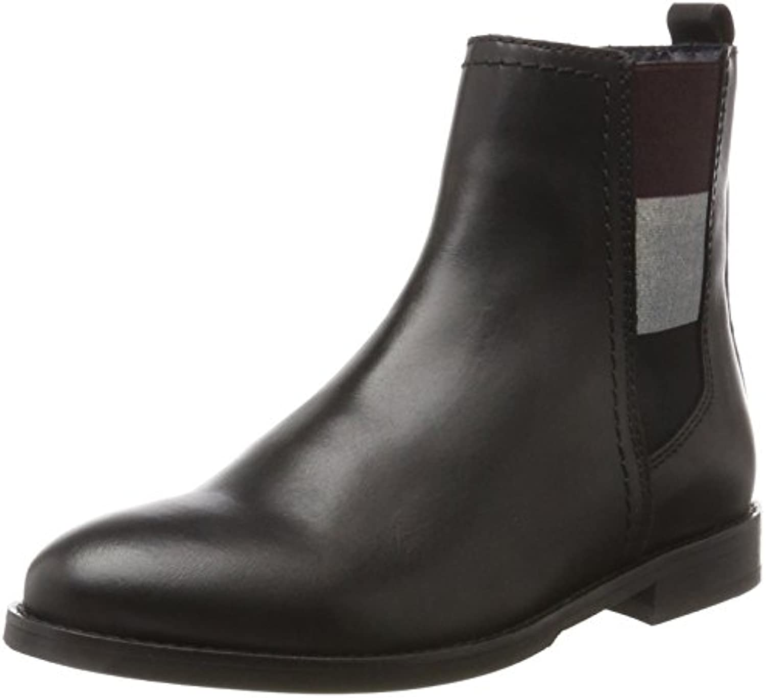 Tommy Jeans G1385enny 16a2, Botas Chelsea para Mujer