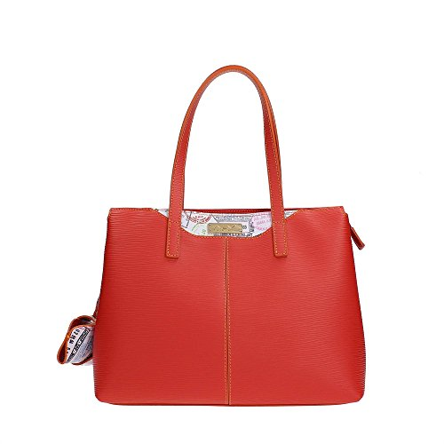 ALV by ALVIERO MARTINI MIAM117D002B Shopper Donna Red