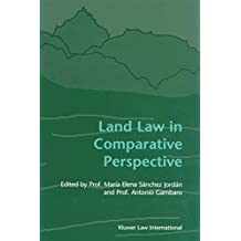 Land Law in Comparative Perspective