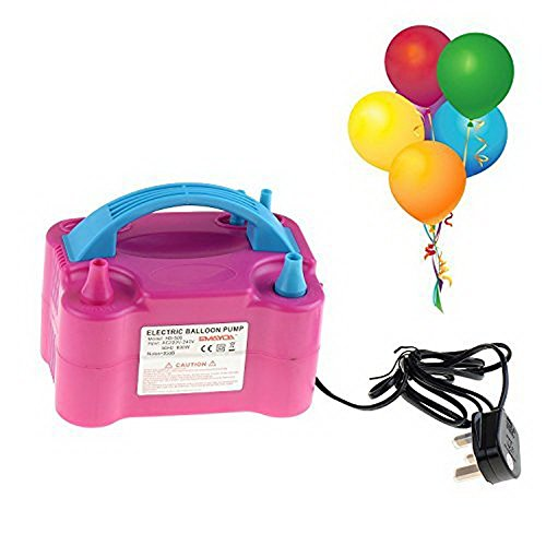 portable-electric-party-balloon-pump-air-inflator-blower-double-noozle-240v