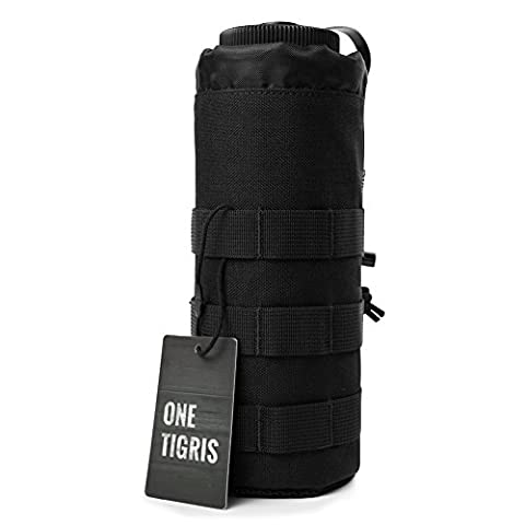OneTigris Outdoor Sport Tactical Gear Nylon Molle System Trinkflasche Halter