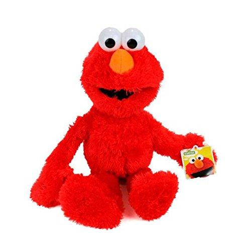 Original Lizenzartikel Sesamstrasse - Plüschfiguren in toller Qualität (Elmo)
