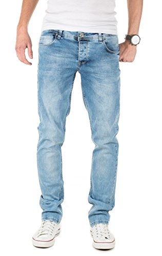 PITTMAN Herren Jeans Paul slim fit
