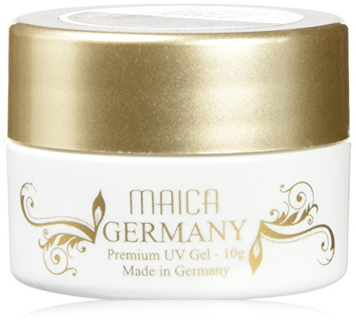 Maica Germany Farbgel Star Rough Gold UV, 1er Pack (1 x 10 g)