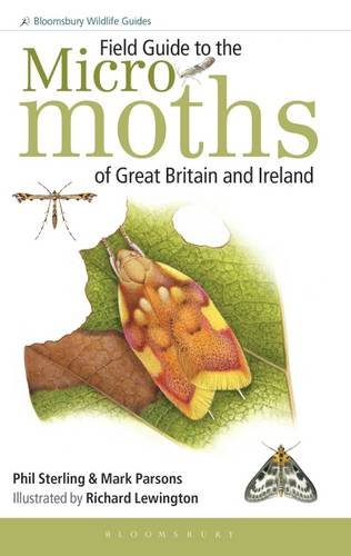 Field Guide to the Micro-Moths of Great Britain and Ireland por Phil Sterling