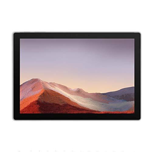 Microsoft Surface Pro 7, 12,3 Zoll 2-in-1 Tablet (Intel Core i7, 16GB RAM, 512GB SSD, Win 10 Home) Platin Grau