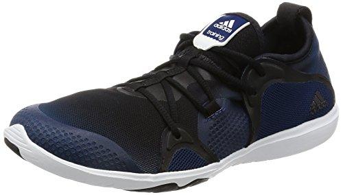 adidas Damen Adipure 360.4 W Laufschuhe Mystery Blue/Core Black/Mystery Blue