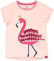 Harry Bear Camiseta para para Niñas Flamenco