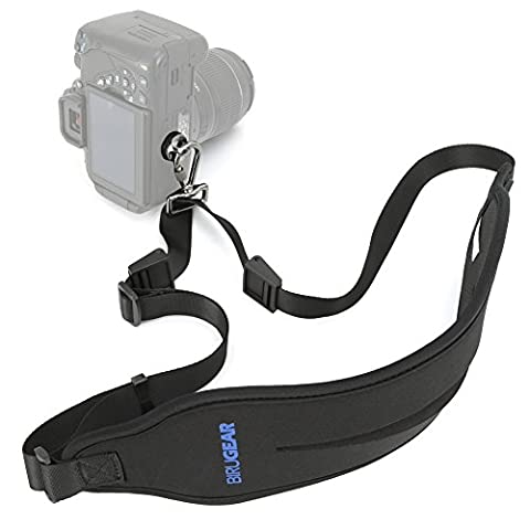 BIRUGEAR Anti-Slip Shoulder / Neck Quick Release Neoprene Strap for