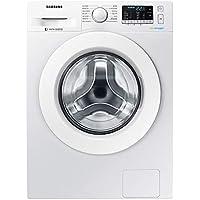 Samsung WW90J5255MW/ET AddWash Lavatrice Standard, 9 kg, 1200 Rpm, Bianco con Oblò Bianco