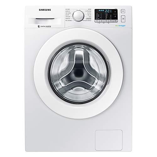 Samsung WW90J5255MW/ET Crystal Clean Lavatrice, 9 kg, 1200 Rpm, Bianco