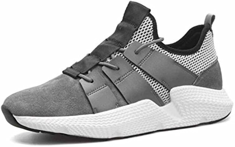 Hombres Ligero Patineta Zapatos Cuatro Estaciones Moda Casual Zapatos Respirable Corriendo Zapatos Al Aire Libre  -