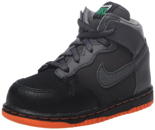 Nike Dunk High Nd (Td), Baskets mode mixte enfant Gris-TR-I3-89
