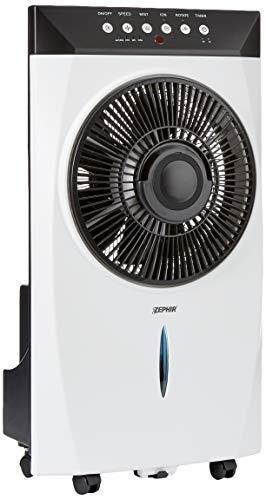 Zephir - ZST31CM Ventilador nebulizador con función de nebulización de agua, panel de control electrónico...
