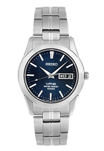 Seiko+Quartz+SGG717P1+-+Orologio+da+Polso+Unisex