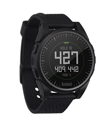 Bushnell Neo EXCEL Golf GPS Armbanduhr - Entfernungsmesser-Schwarz