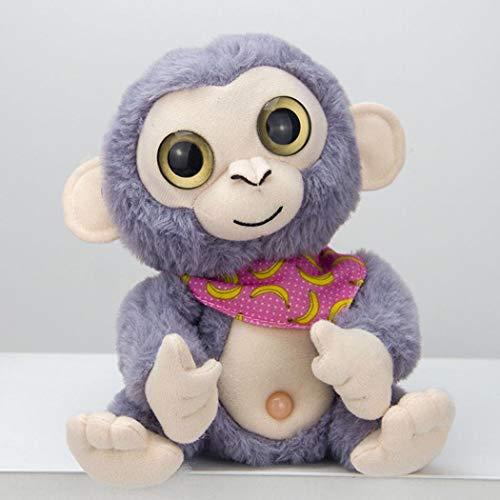 Murieo Mono Que Habla Dibujos Animados Juguetes grabación