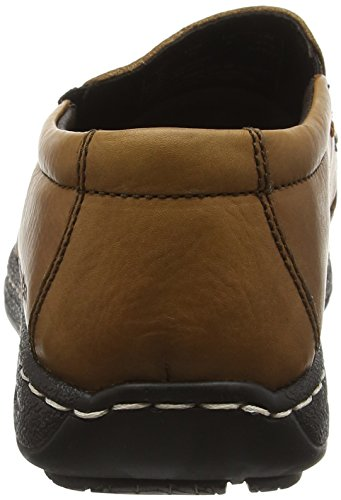 Hush Puppies Vicar Victory, Mocassins Homme Marron (Brown)