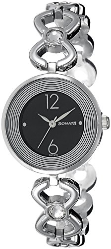 41tA0lhVT6L - Sonata 8136SM01 Women watch