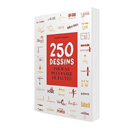 250 dessins pour ne plus faire de fautes