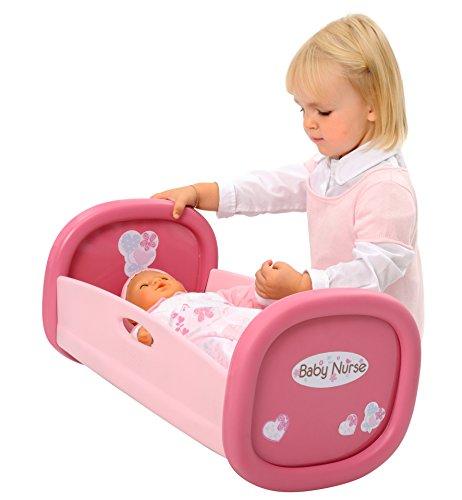 Smoby 7600024700 - Lettino Baby Nurse
