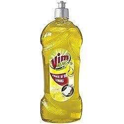 Vim Concentrated Dishwash Gel - 750 ml