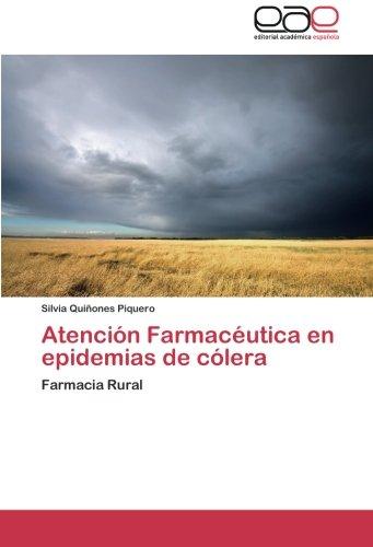 Atención Farmacéutica en epidemias de cólera