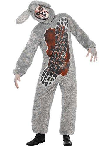 ecrase Kostüm Hase, Größe (Lapin De Adulte Kostüm)