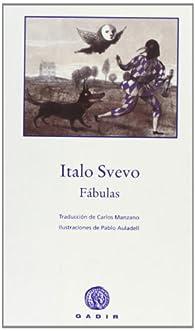 Fábulas par Italo Svevo