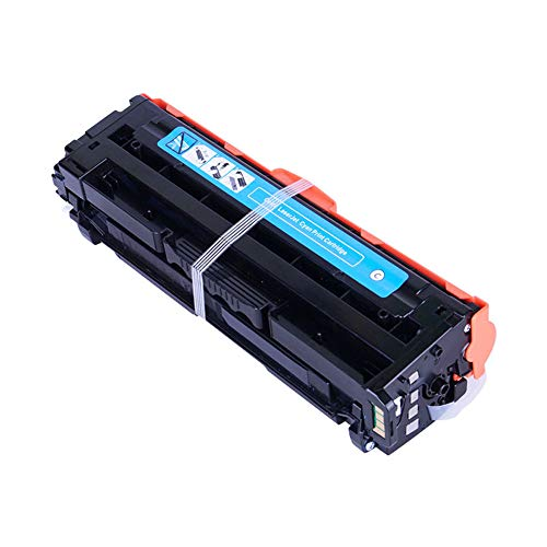 erbrauchsmaterial für Samsung CLT-506L CLP-680 680DW 680DN 6260FD 6260FW Schwarz Toner ideal geeignet vor allem für Tag-zu-Tag-Dokumente-Blue ()