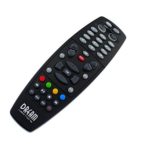 TV Control Remoto Mando a Distancia Dream Learning Dreambox DM500/DM7020/DM600/DM7025 HD Lernfunktion