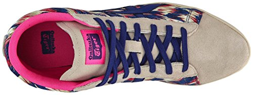 Onitsuka Tiger, Baskets Donna Blu Blu Multicolore / Beige