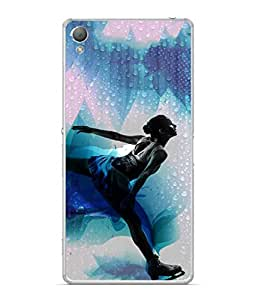 PrintVisa Designer Back Case Cover for Sony Xperia Z3 :: Sony Xperia Z3 Dual D6603 :: Sony Xperia Z3 D6633 (Game Athlete)
