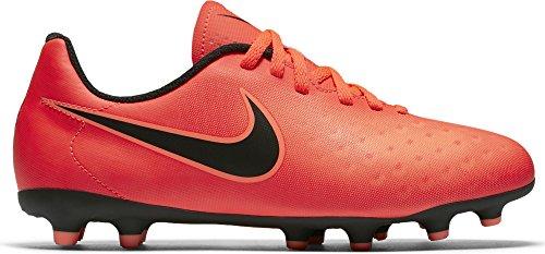 Nike Magista Ola Ii Fg, Scarpe da Calcio Unisex – Bambini Rosso (Total Crimson/black-bright Mango)