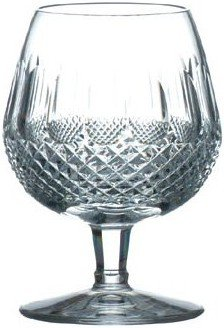 Waterford Crystal Colleen Brandy Ballon, 12,5 cm hoch, 2 Stück Colleen Brandy