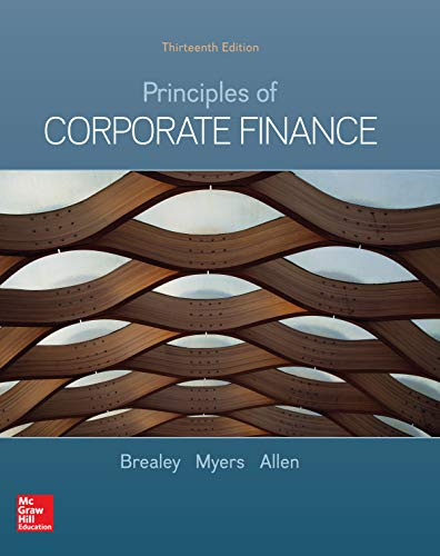 Principles of Corporate Finance (English Edition)