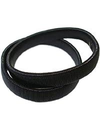 Tartanista - Bracelets pour manches de chemise - noir