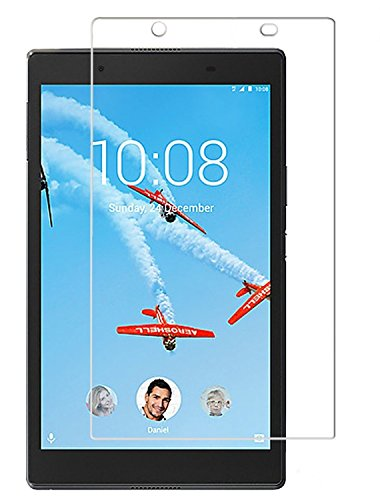 Plus 0.3mm Pro+ Tempered Glass Screen Protector Packaging Kit For Lenovo Tab 4 8 Plus