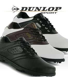 DUNLOP Golfschuhe Herren schwarz 44