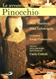 The Adventures of Pinocchio ( Le avventure di Pinocchio ) ( Les aventures de Pinocchio )