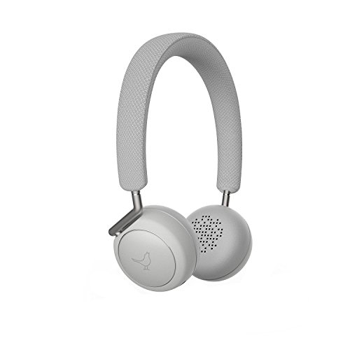 Libratone LP0030000EU5001 Q Adapt drahtloser Active Noice Cancelling On-Ear Kopfhörer (Bluetooth, 4-stufiges ANC, Touchbedienung) cloudy weiß thumbnail