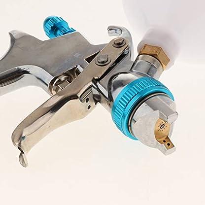 Baoblaze-Hochdruckreiniger-PistoleLanzeSpritze-mit-Kunststofftopf-fr-Wand-Decken-und-Autos