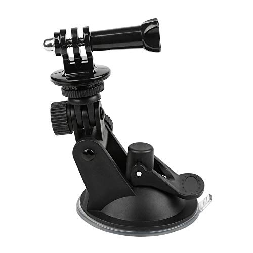 Universal Car Suction Cup Adapter Windshield Mount Holder Bracket Action Camera Accessories for Gopro Hero 1 2 3 4