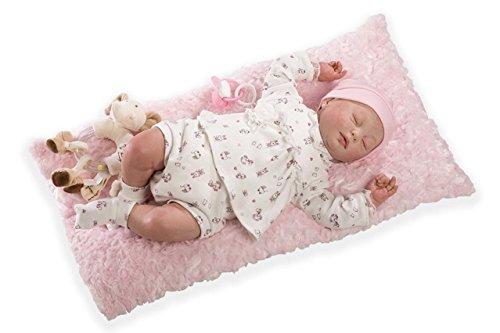 Bebé Reborn Yolanda, de Muñecas Guca - 46 cm