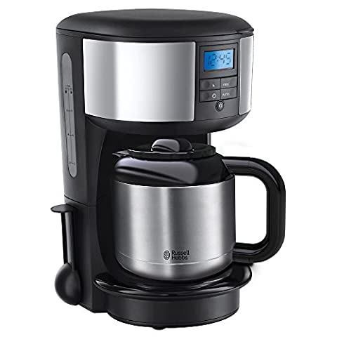Cafetiere Isotherme Inox - Russell Hobbs Cafetière Isotherme Chester – Technologie